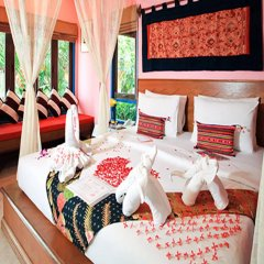 Отель Anantara Lawana Koh Samui Resort Самуи комната для гостей фото 3