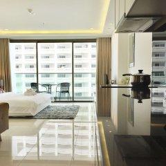 Отель Wong Amat Tower Apt.909 Паттайя интерьер отеля