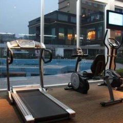 Foshan Panorama Hotel фитнесс-зал фото 2