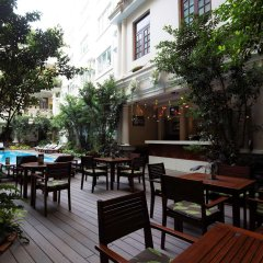 Grand Hotel Saigon питание фото 3