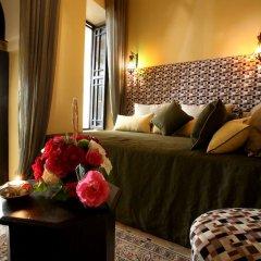 Отель Riad La Croix Berbère Luxe комната для гостей фото 2