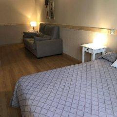 Отель Apartamentos Duque De Alba Мадрид комната для гостей фото 3