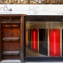 Отель AinB Picasso Corders Apartments Испания, Барселона - отзывы, цены и фото номеров - забронировать отель AinB Picasso Corders Apartments онлайн вид на фасад фото 2