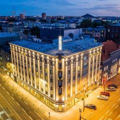 Отель Scandic Palace балкон