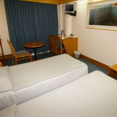 Отель Comfort Inn Ponta Delgada Португалия, Понта-Делгада - отзывы, цены и фото номеров - забронировать отель Comfort Inn Ponta Delgada онлайн комната для гостей фото 2