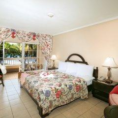Отель Rooms on the Beach Ocho Rios Ямайка, Очо-Риос - 8 отзывов об отеле, цены и фото номеров - забронировать отель Rooms on the Beach Ocho Rios онлайн комната для гостей фото 4