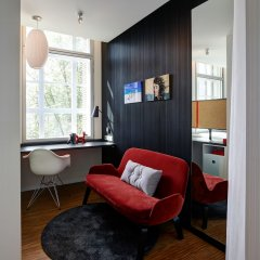 Отель citizenM Amstel Amsterdam Нидерланды, Амстердам - отзывы, цены и фото номеров - забронировать отель citizenM Amstel Amsterdam онлайн комната для гостей фото 4
