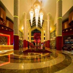 Отель Mingshen Golf & Bay Resort Sanya интерьер отеля