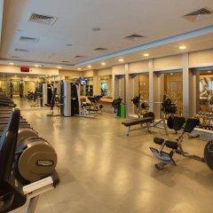 Отель Dedeman Bostanci фитнесс-зал фото 3