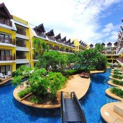 Отель Woraburi Phuket Resort & Spa бассейн фото 2