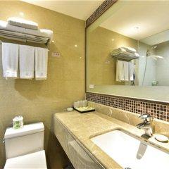 Отель Bangtai International Apartment Китай, Гуанчжоу - отзывы, цены и фото номеров - забронировать отель Bangtai International Apartment онлайн ванная