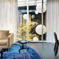 Andaz Amsterdam Prinsengracht - A Hyatt Hotel интерьер отеля
