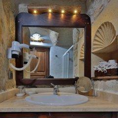 Elaa Cave Hotel ванная