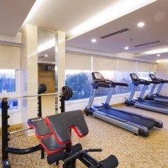 Апартаменты Dendro Gold Apartment Нячанг фитнесс-зал фото 3