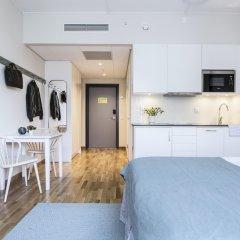 Апартаменты Biz Apartment Hammarby Sjostad Йоханнесхов в номере фото 2