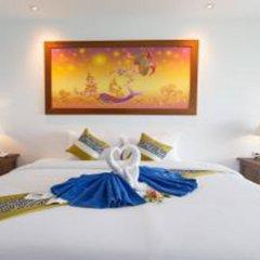 Курортный отель Lamai Coconut Beach комната для гостей