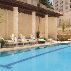 Отель Movenpick Resort Petra Иордания, Вади-Муса - 1 отзыв об отеле, цены и фото номеров - забронировать отель Movenpick Resort Petra онлайн бассейн