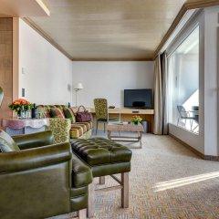 Tschuggen Grand Hotel Arosa комната для гостей фото 5