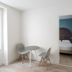 Отель Hôtel Eiffel XV Франция, Париж - отзывы, цены и фото номеров - забронировать отель Hôtel Eiffel XV онлайн комната для гостей фото 12
