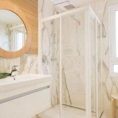 Отель Metropol Ceccarini Suite Риччоне ванная фото 6