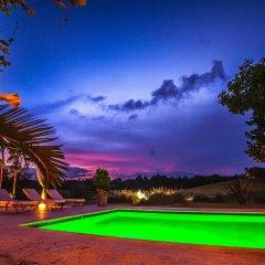 Отель Hacienda A-19 бассейн фото 3