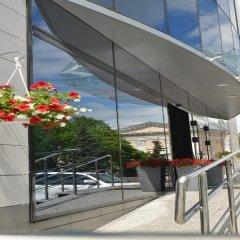 Гостиница AQUAMARINE Hotel & Spa в Курске 4 отзыва об отеле, цены и фото номеров - забронировать гостиницу AQUAMARINE Hotel & Spa онлайн Курск балкон