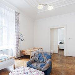 Отель Gallery Hostel Чехия, Прага - отзывы, цены и фото номеров - забронировать отель Gallery Hostel онлайн комната для гостей фото 3