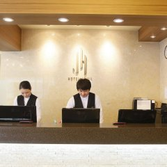 Отель J Hill Myeongdong Сеул интерьер отеля