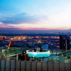 Отель Marriott Executive Apartments Bangkok, Sukhumvit Thonglor Таиланд, Бангкок - отзывы, цены и фото номеров - забронировать отель Marriott Executive Apartments Bangkok, Sukhumvit Thonglor онлайн балкон
