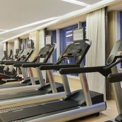 Отель Crowne Plaza Nanjing Jiangning фитнесс-зал