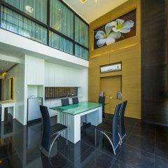Отель Hamilton Grand Residence Таиланд, На Чом Тхиан - отзывы, цены и фото номеров - забронировать отель Hamilton Grand Residence онлайн питание фото 2
