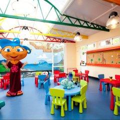 Отель Aparthotel Cabau Aquasol детские мероприятия