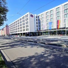 Отель Residence Inn By Marriott City East Мюнхен спортивное сооружение