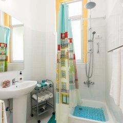 Апартаменты Vintage Apartment in Historic Lisbon ванная фото 2