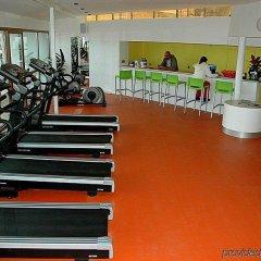 Club Vela Hotel фитнесс-зал фото 4
