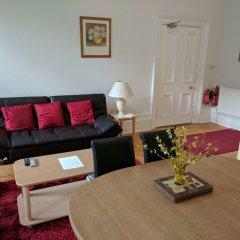 Отель Kelvin Apartments Великобритания, Глазго - отзывы, цены и фото номеров - забронировать отель Kelvin Apartments онлайн комната для гостей фото 3