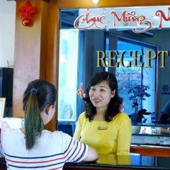 Hoang Ha Hotel питание фото 3