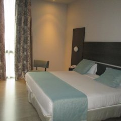 Отель Ciudad De Ponferrada Понферрада комната для гостей