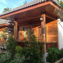 Отель Khum Laanta Resort Ланта парковка
