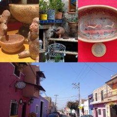 Отель Casa de las Flores Мексика, Тлакуепакуе - отзывы, цены и фото номеров - забронировать отель Casa de las Flores онлайн фото 17