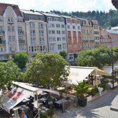Отель Palacky Чехия, Карловы Вары - 1 отзыв об отеле, цены и фото номеров - забронировать отель Palacky онлайн фото 7