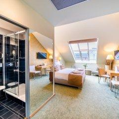 Отель Grandium Prague Чехия, Прага - 11 отзывов об отеле, цены и фото номеров - забронировать отель Grandium Prague онлайн комната для гостей фото 3