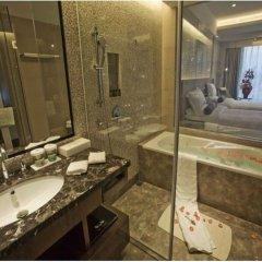 Отель Xiamen Juntai Hotel Китай, Сямынь - отзывы, цены и фото номеров - забронировать отель Xiamen Juntai Hotel онлайн ванная