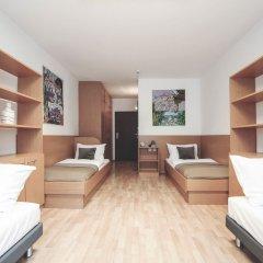 Отель myNext - Campus Hostel Австрия, Вена - отзывы, цены и фото номеров - забронировать отель myNext - Campus Hostel онлайн комната для гостей фото 3
