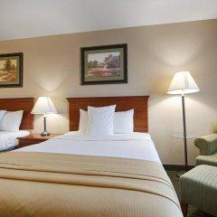 Отель Best Western Port Columbus США, Колумбус - отзывы, цены и фото номеров - забронировать отель Best Western Port Columbus онлайн комната для гостей фото 5