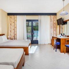 Отель Atrium Hotel Греция, Пефкохори - отзывы, цены и фото номеров - забронировать отель Atrium Hotel онлайн комната для гостей фото 5