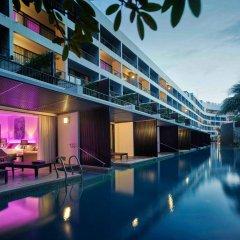Отель Hard Rock Hotel Penang Малайзия, Пенанг - отзывы, цены и фото номеров - забронировать отель Hard Rock Hotel Penang онлайн бассейн