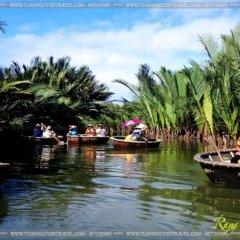 Отель Vip Garden Homestay Хойан приотельная территория фото 2