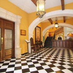 Hotel Caribe интерьер отеля