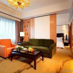 Отель Crowne Plaza Chengdu City Center комната для гостей фото 2
